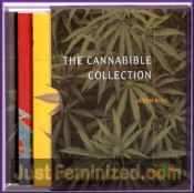 The Cannabible Collection part 1 2 and 3. Cannabis books